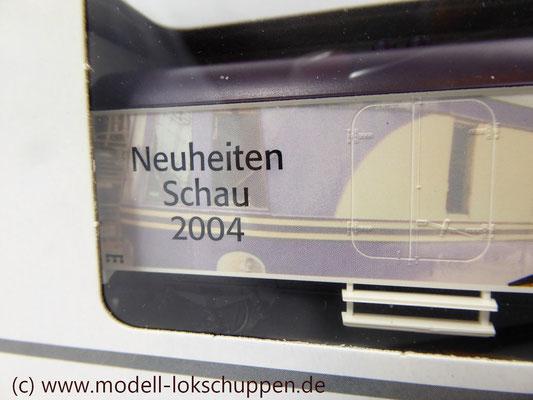 "Kühlwagen ""Neuheiten Schau 2004"" / Sondermodell Märklin 94230"