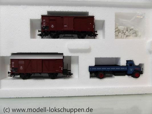 Märklin 46141 Wagen-Set Stückgutverkehr DB Epoche 3 MHI    2