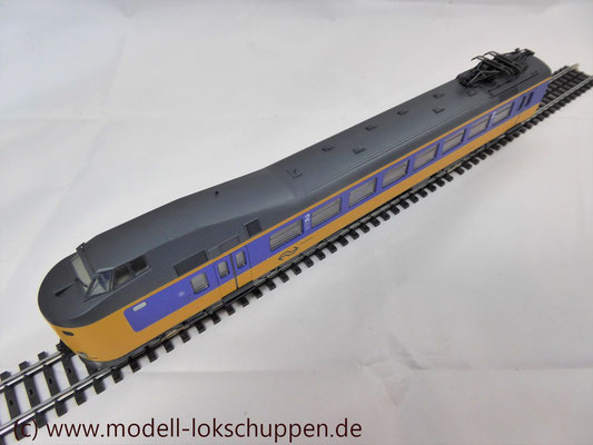 Märklin H0 37421 Triebzug ELA4 Koploper NS mfx Digital Sound OVP 16