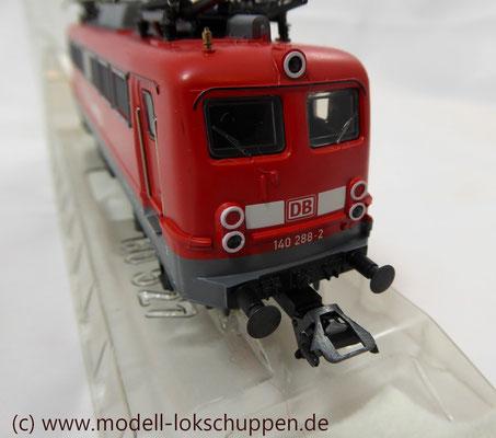 Güterzuglokomotive BR 140 / E 40 der DB AG / DB / Märklin 37401     6