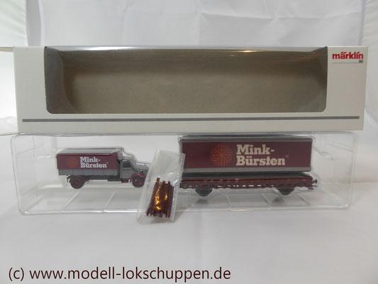 Märklin 48112 Museumswagen-Set 2012 Mink Bürsten, Ep. IV   5