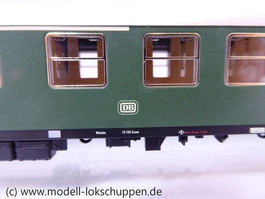 Märklin 43930 H0 Schnellzugwagen der DB 1./2. Klasse AB4üm-63 der DB     5