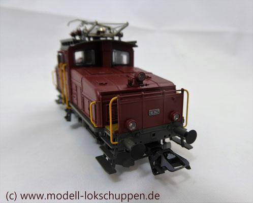 Rangierlokomotive Serie Ee 3/3 der SBB / Märklin 36331    6