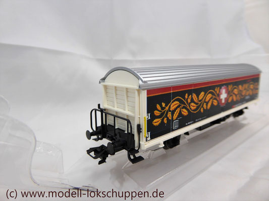 """Schiebewandwagen Hbils der SBB """"CollectorsDay"""" / Märklin 94131"""