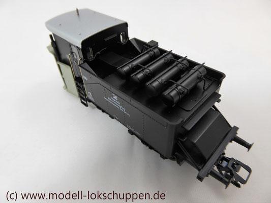 """Märklin 46119 H0 Henschel-Schneepflug Bauart """"Klima"""" der DB   4"""