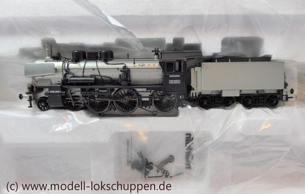 "Lokomotiv-Packung ""Baureihe 38"". (Metall-Technologie-Edition) / Märklin 00380   7"
