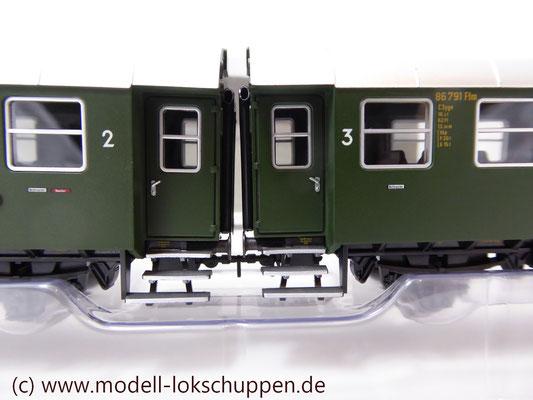 PersonenwagenC3yge / C3Pwyge der DB / Märklin 43172, 43182, 43192   7