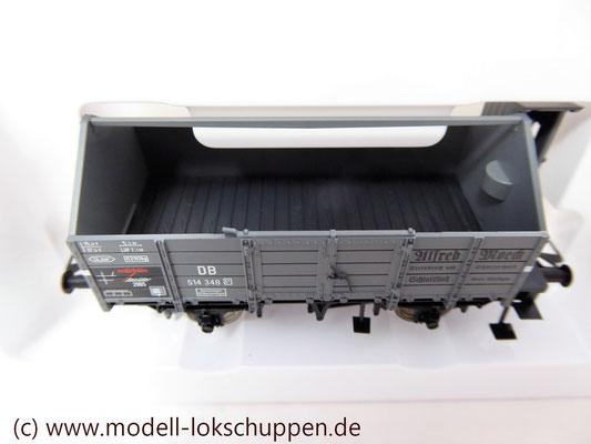 """Märklin 46022 Insider Jahreswagen 2005 - Mittelbordwagen (DB) """"Alfred Moeck""""     5"""