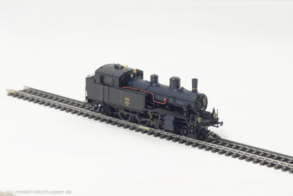Märklin 37131 Tenderlokomotive Serie Eb 3/5 der SBB    4