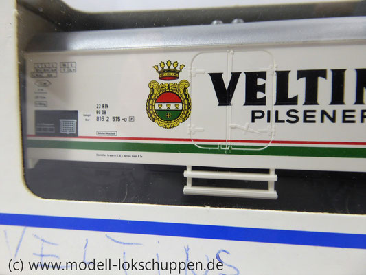 Märklin 4416 /Kühlwagen Veltins Pilsener der DB     3