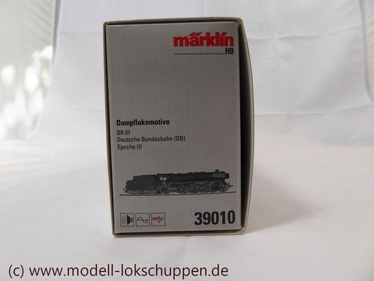 Märklin 39010 Schnellzuglok BR 01 DB Spur H0   1