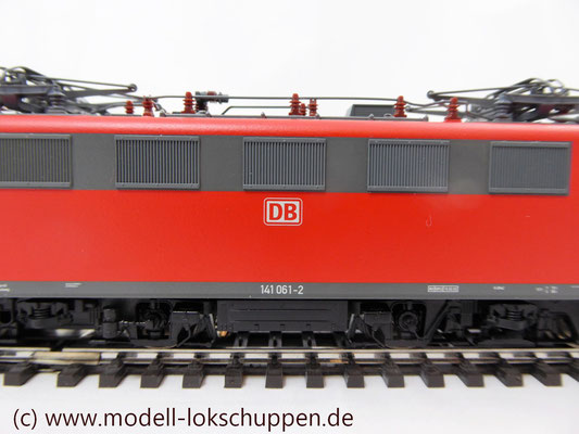 Märklin 39411  Mehrzwecklok BR 141 der DB AG/ mfx-Digital, Sound     10