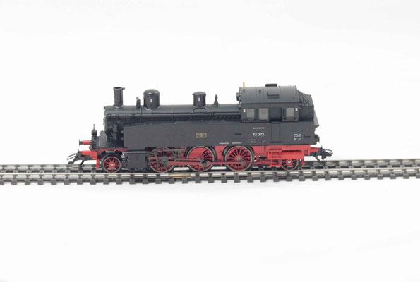 Personenzuglokomotive BR 75 der DB / Märklin 37132 / Limitierte Serie  6