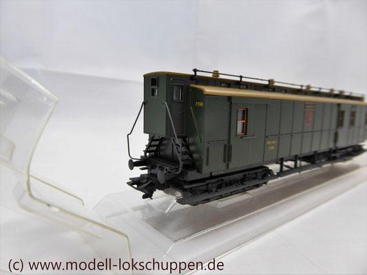 Märklin 4229 Schnellzug-Postwagen der Königlich Württembergischen Post    2