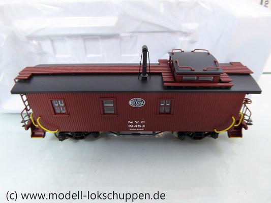 Märklin 45703 Güterzugbegleitwagen Caboose Serie 19000 der New York Central System    7