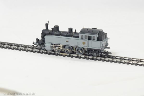 Reihe T 5 der K.W.St.E. Betriebs-Nr. 1208 / Märklin 3412  6