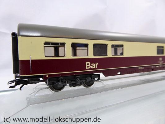 """Märklin 42972 """"IC Südwind"""" Barwagen für Insider Modell 2003     4"""