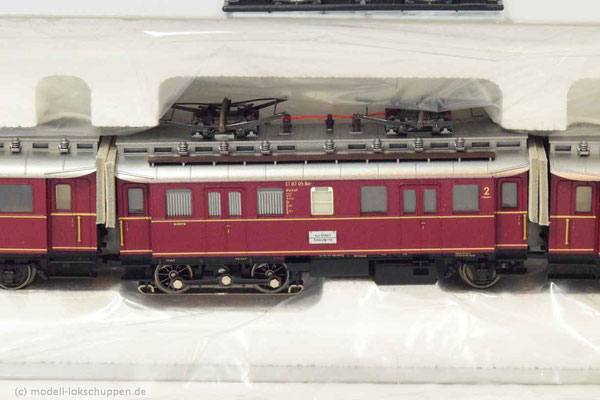 Märklin 37265 Elektro-Triebzug BR ET 87 der DB  8