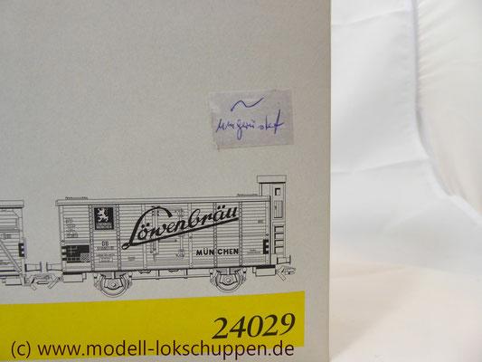 """Trix 24029 H0 Güterwagen-Set """"Schiffsausrüstung""""/ """"Tor zur Welt""""   3"""