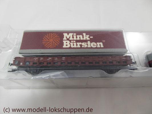Märklin 48112 Museumswagen-Set 2012 Mink Bürsten, Ep. IV   3