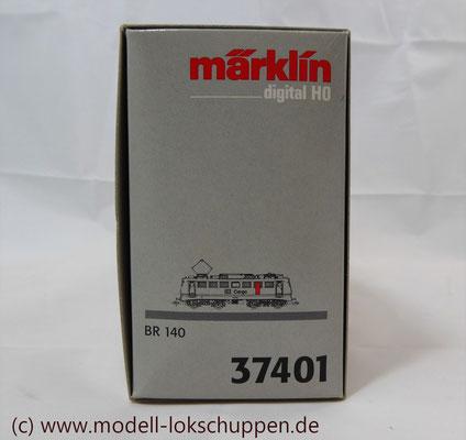 Güterzuglokomotive BR 140 / E 40 der DB AG / DB / Märklin 37401     1