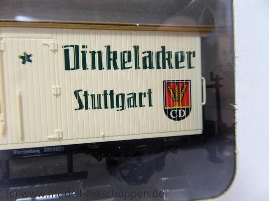 Märklin 48283 - Bierwagen Dinkelacker K.W.St.E.    4