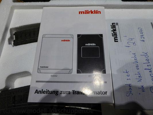 """Märklin 29470  Digital-Startpackung """"RegionalExpress"""""""