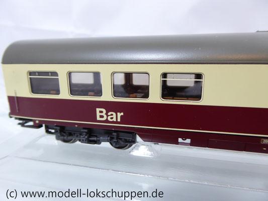 """Märklin 42972 """"IC Südwind"""" Barwagen für Insider Modell 2003     7"""
