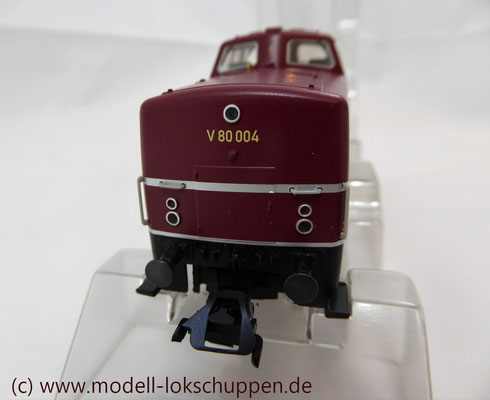 Märklin 36080 - Diesellokomotive BR V 80 DB (DIGITAL)   6