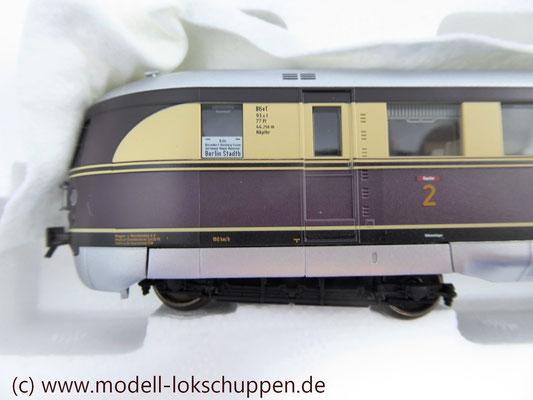 Märklin 37770 H0 Dieseltriebzug SVT 137, DRG, Ep. II  5