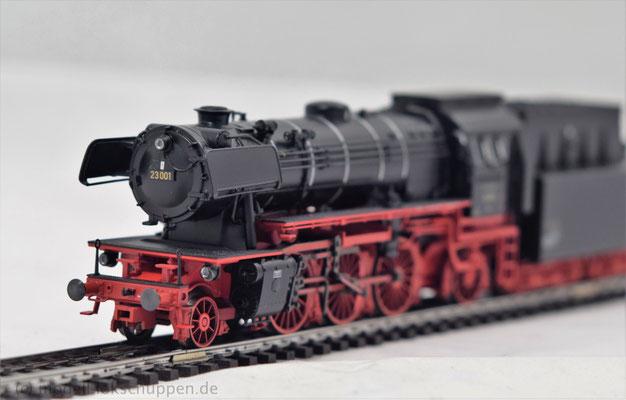 Personenzug-Dampflok BR 23 DB Sound mfx / Märklin 39230