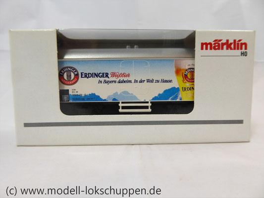Märklin 44191 H0 Bierwagen Erdinger Weißbier    1