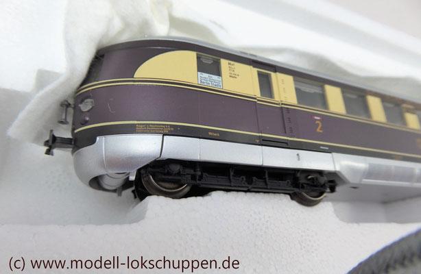 Märklin 37770 H0 Dieseltriebzug SVT 137, DRG, Ep. II  4