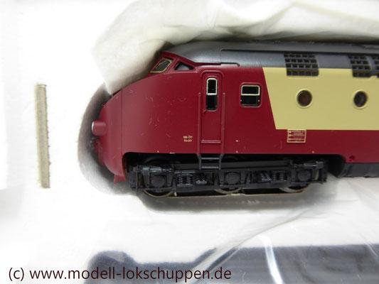Märklin Digital 39700 - Triebwagen-Zug TEE RAm I SBB    4