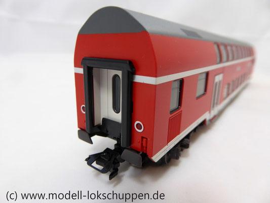 Märklin 43586 Doppelstocksteuerwagen DBbzf 761, 2. Klasse, der DB AG    5