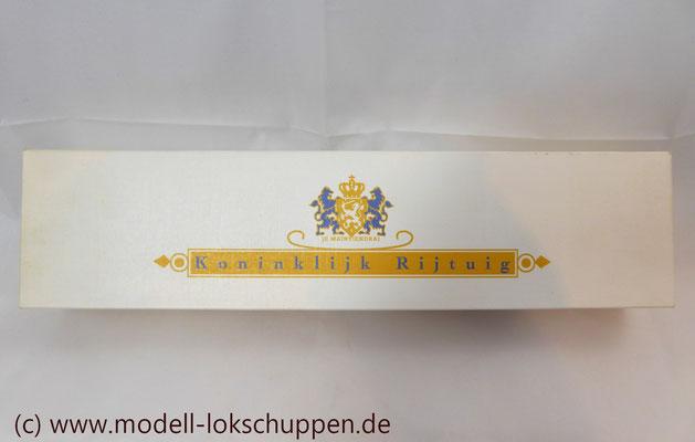 Märklin 4362 Königlicher Reisezug-wagen Intercity A der NS