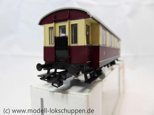 Märklin 43136 Nebenbahnwagen der DB- Exklusivausführung Göppingen Epoche IV     5