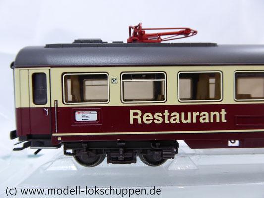 "Märklin 42973 ""IC Südwind"" TEE-/InterCity Speisewagen Bauart WRmz 135 OVP      3"