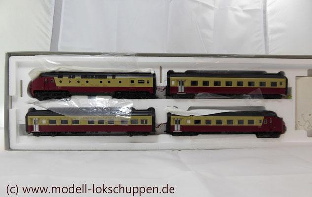 Märklin Digital 39700 - Triebwagen-Zug TEE RAm I SBB    3