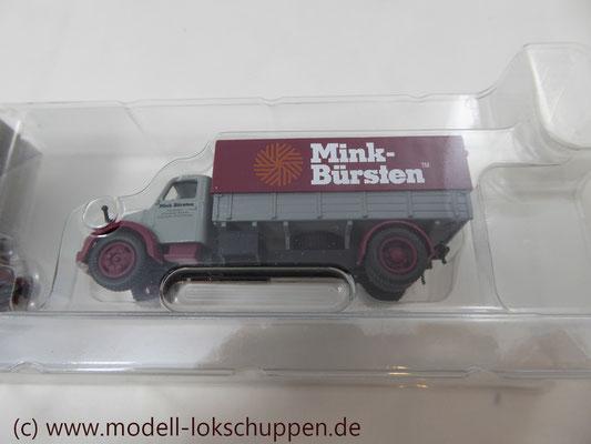 Märklin 48112 Museumswagen-Set 2012 Mink Bürsten, Ep. IV   4