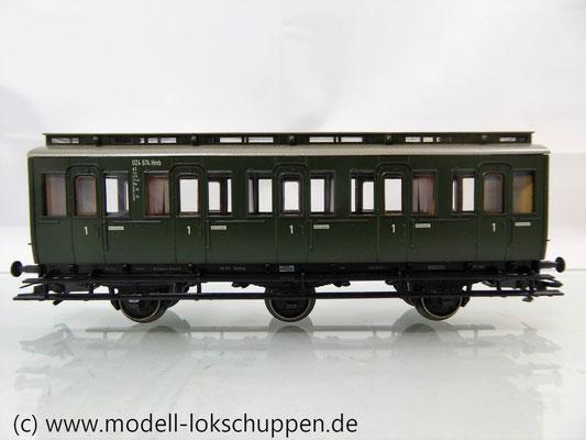 Märklin 4200 Preußische Abteilwagen Reihe A3 Pr 14 der DB    1