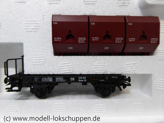 """Märklin 48270 H0 Wagen-Set """"Kohletransport"""", DB, Ep. 3   5"""