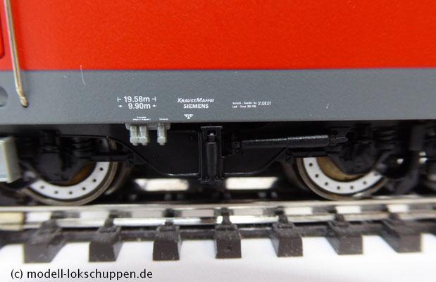 Märklin 37353 Elektrolok BR 152 DB Cargo -H0-