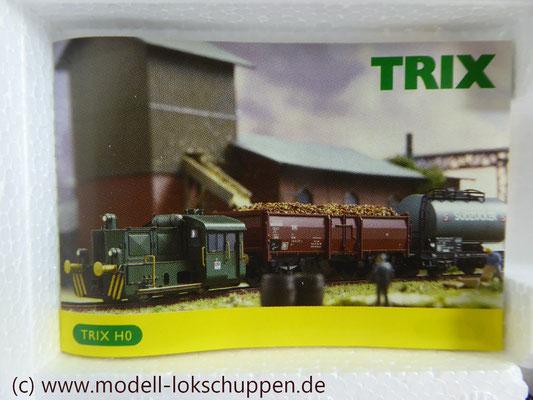 Trix 24065 Wagen-Set zur Zuckerfabrik OVP    6