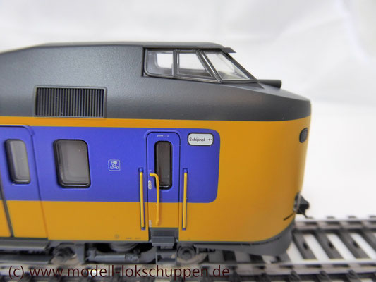 Märklin H0 37421 Triebzug ELA4 Koploper NS mfx Digital Sound OVP 15