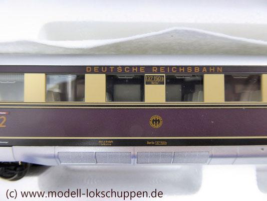 Märklin 37770 H0 Dieseltriebzug SVT 137, DRG, Ep. II  6