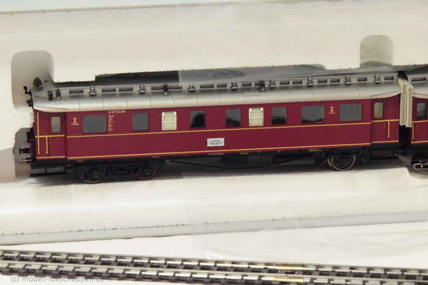Märklin 37265 Elektro-Triebzug BR ET 87 der DB  5