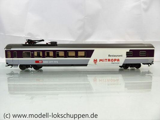 Märklin 42171  Euro-City-Wagen Mitropa Restaurantwagen IV WRm der SBB    1