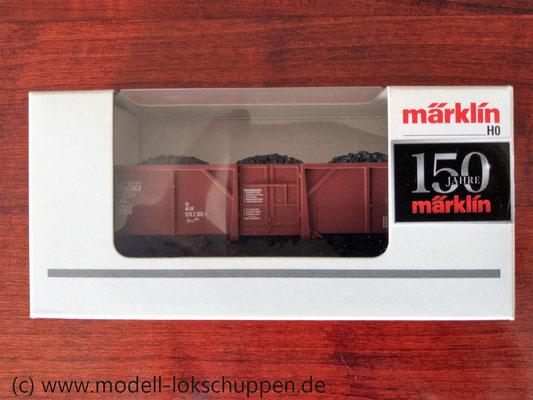 Märklin 4431 Güterwagen El-u 061 mit Steinkohle-Schüttgut