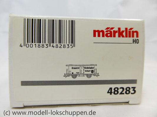 Märklin 48283 - Bierwagen Dinkelacker K.W.St.E.    1